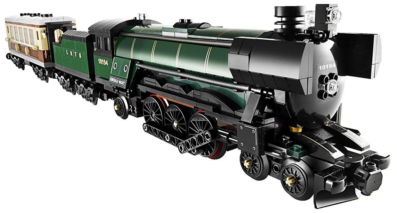 best lego train sets reviews