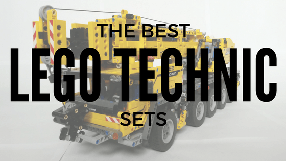 best lego technic sets featured image
