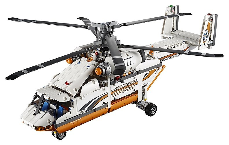 Heavy Lift Helicopter – Set 42052