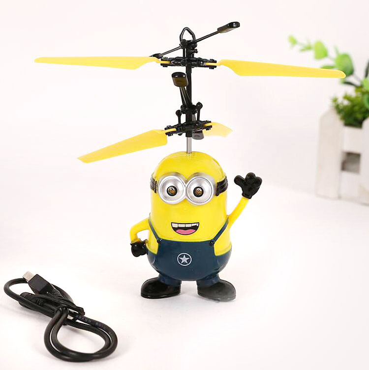minion flying toy